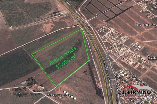 Área Industrial para Venda em Artur Nogueira SP – 00445 - Foto 1 / 1