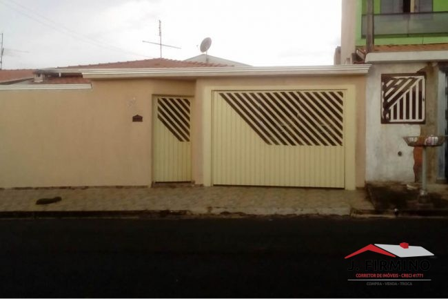 Casa para Venda no bairro Bela Vista-II de Artur Nogueira SP – 00548 - Foto 1 / 11