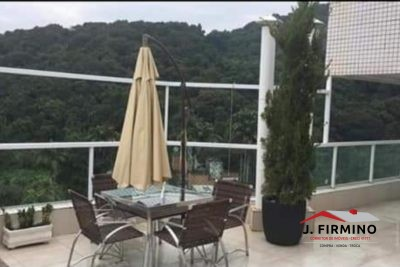 Apartamento para Venda em condomínio fechado  em Guarujá SP – 01633